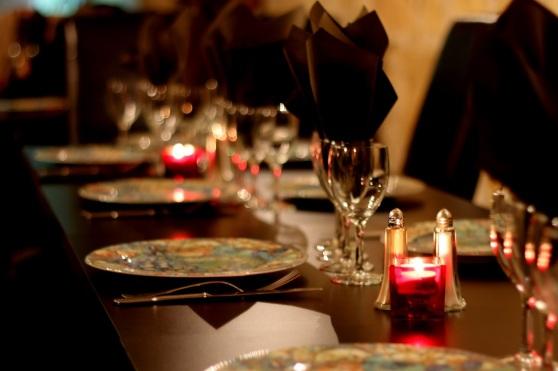 table agneau a la braise restaurant a bordeaux rue du pas st georges 33